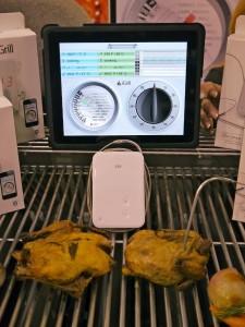 iPad Grill