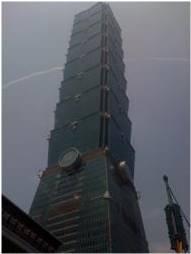 Taipei 101 - Das Wahrzeichen Taipeis
