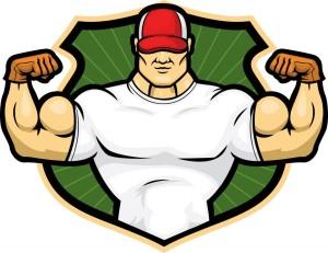 Muscle Man (Quelle: muskelaufbau1.de)