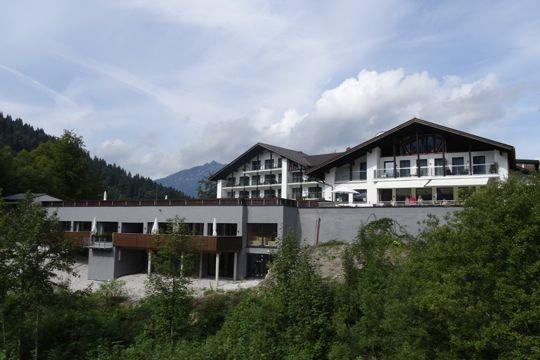 Agenturausflug Garmisch Hotel Graseck