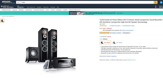 Amazon Marketing Seo Tipps Flutlicht Marktplatzoptimierung Teufel Produktbeschreibung