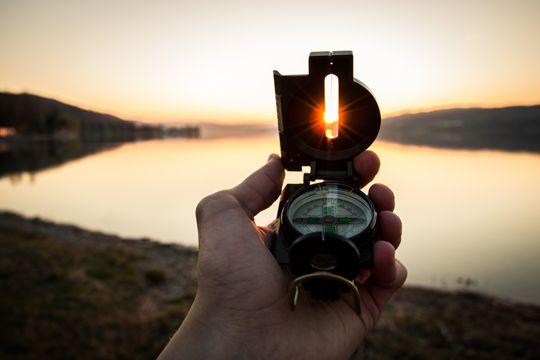 Arbeitgeber-Awards Kompass Richtung See