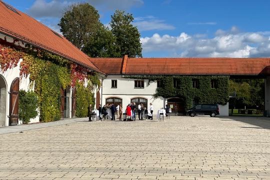 Veranstaltungsforum Fürstenfeld tag der Industriekommunikation