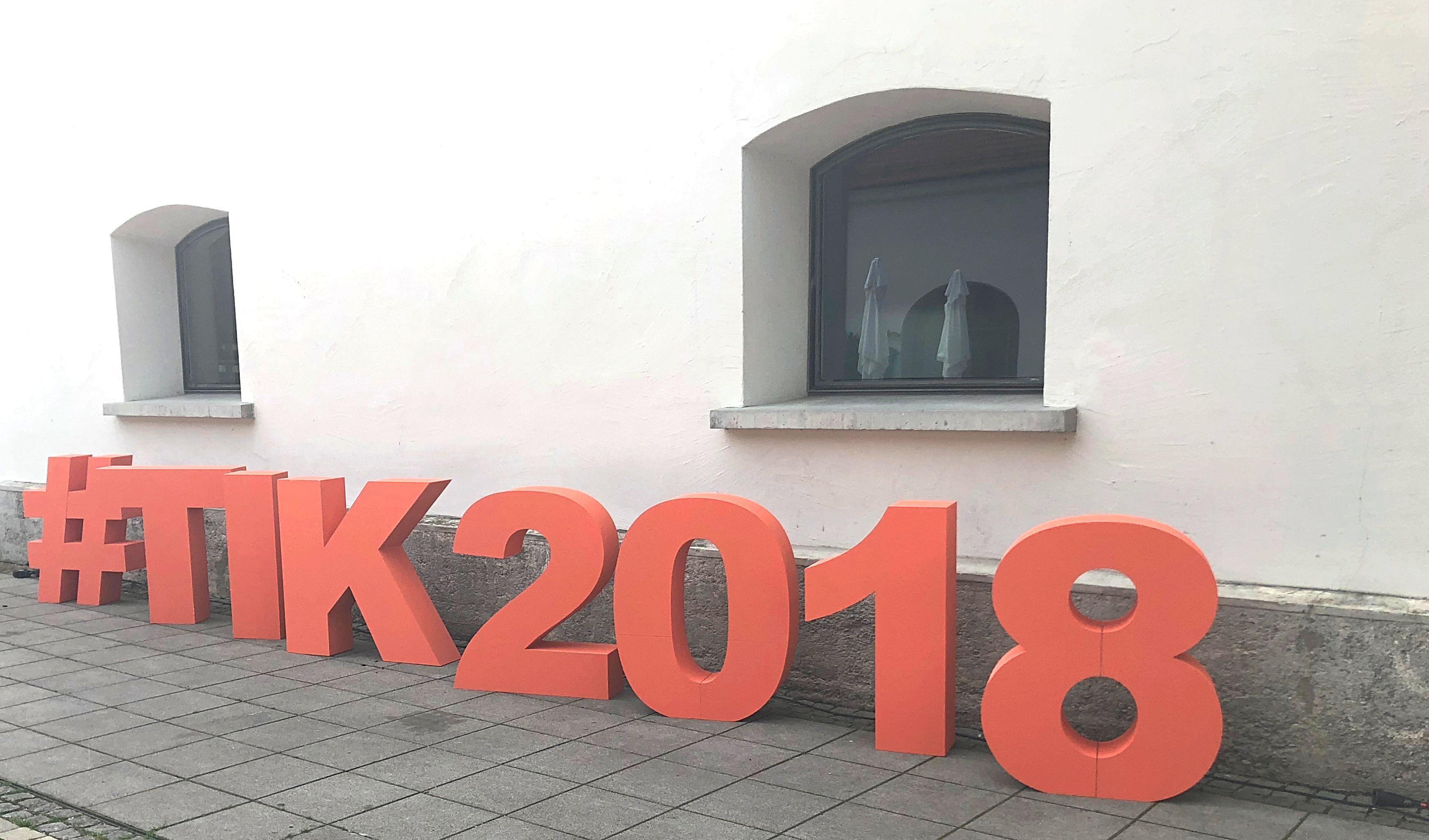 B2B Kommunikation, TIK 2018, B2B Kommunikation, Tag der Industriekommunikation 2018