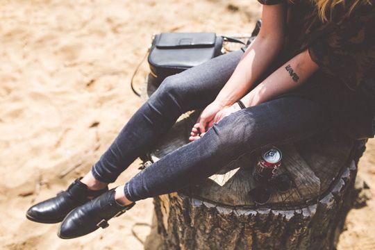 Blogger Relations Mädchen Bloggerin