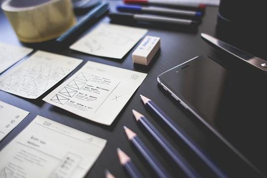 Case Study Organisation Ablauf Erstellung Planung Bleistifte