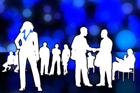 Flutlicht Checkliste Messe Kommunikation Gespräche Messebesucher