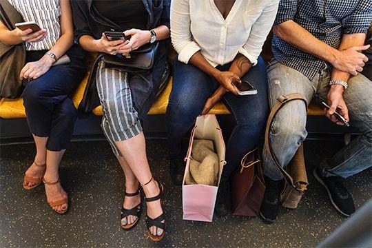 Community Management An Agentur Outsourcen Zielgruppen Smartphones Nutzer