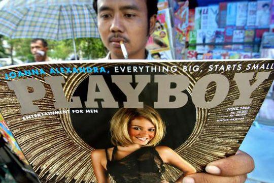 Consumer Medien Playboy