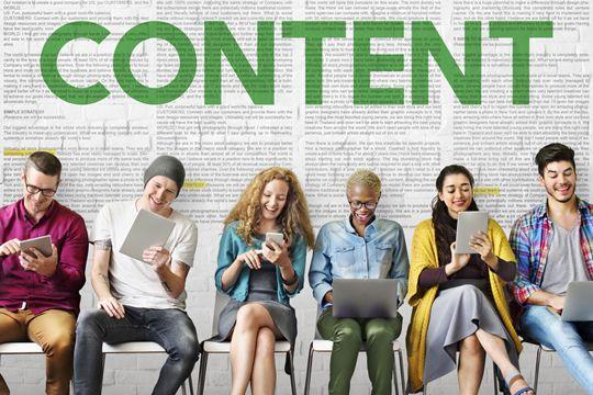 Content Promotion Leser
