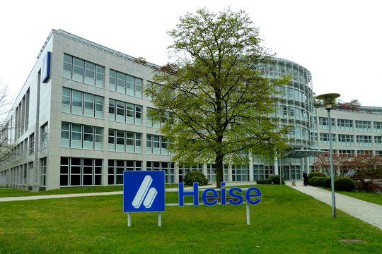 C´t Redaktion Heise Headquarter