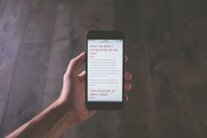 Digitale Kommunikation mobile