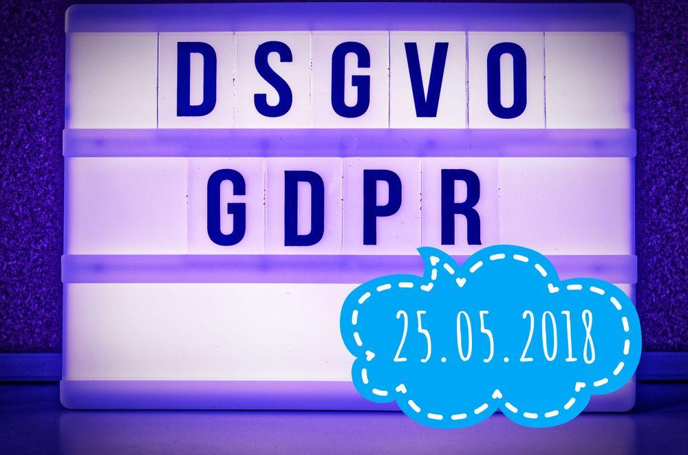 DSGVO GDPR Lichtbox 25.05.2018