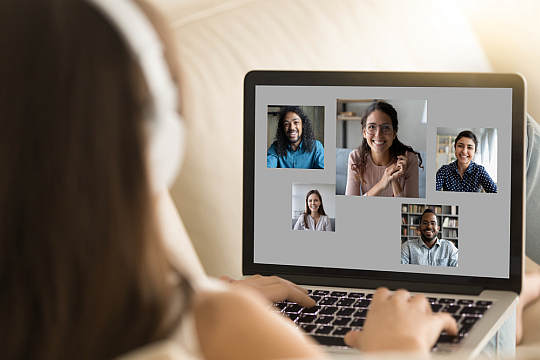 Flutlicht Tipps Tricks Professionelle Webmeetings Screen Team