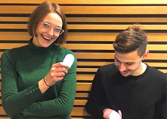 Flutlicht Trainee Berater Verstärkung Beatrix Marco