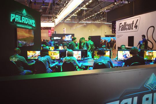 Gamescom Gaming