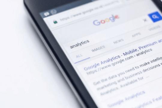 Google Analytics richtig verstehen, Smartphone