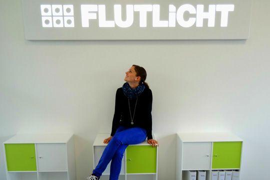 Jana Flutlicht Agentur Nachwuchs