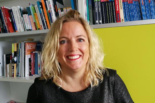 Gila Griesbach, Senior Beraterin als Karriereschritte