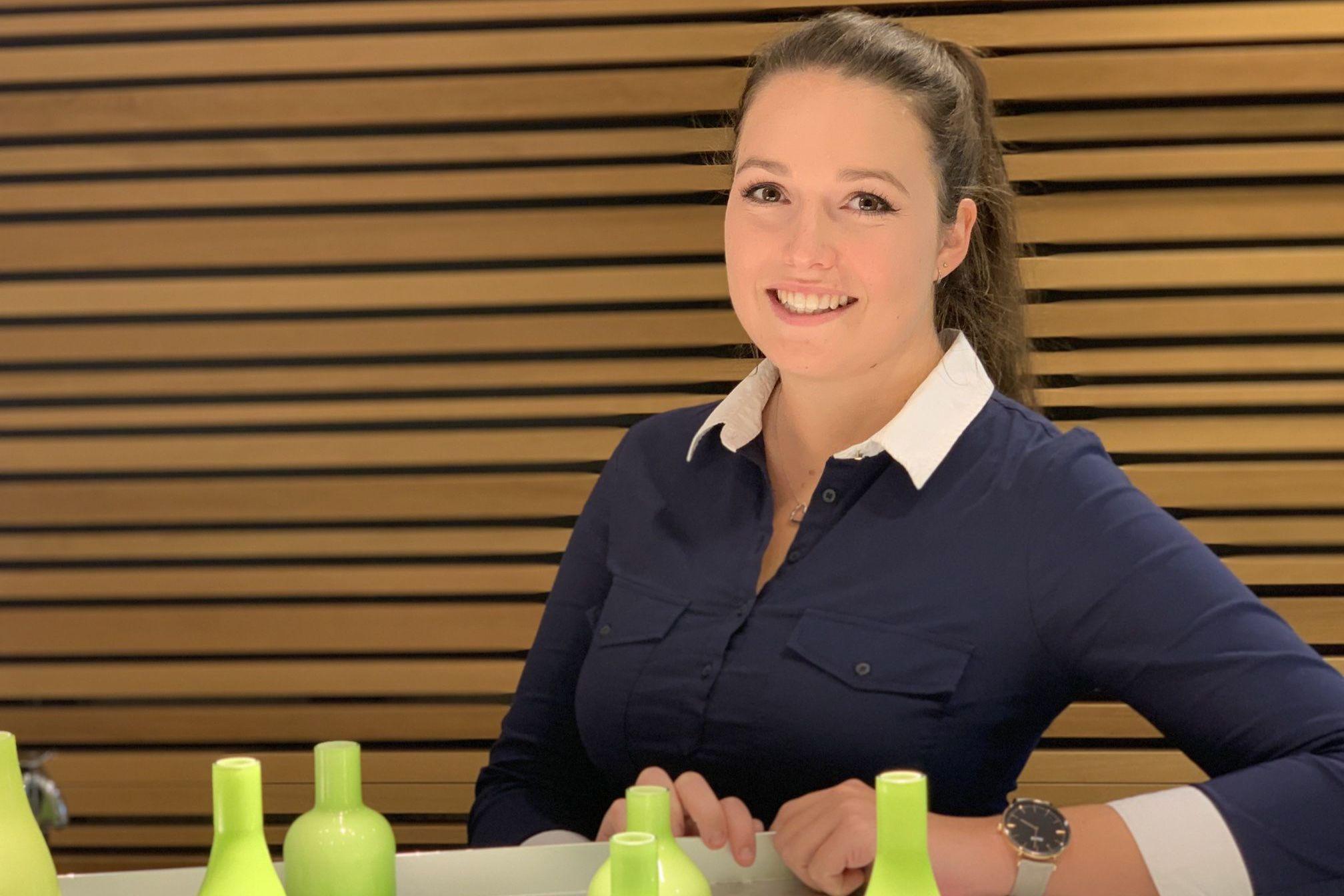 Isabel Reuther, Trainee als Karriereschritte