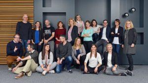 Karriere Team Flutlicht Designbüro