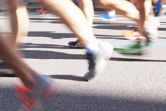 LinkedIn Für Unternehmen Nutzen Schritte Läufer