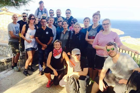 Mallorca Flutlicht Team