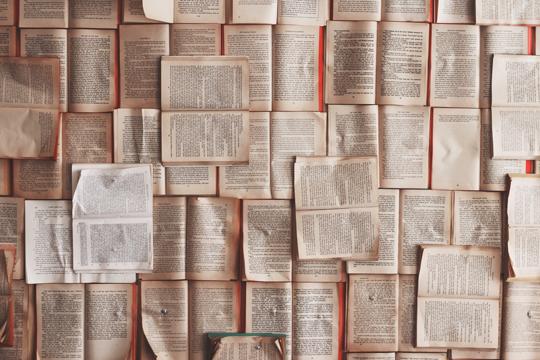 Markenwahrnehmung Transparenz Buchseiten