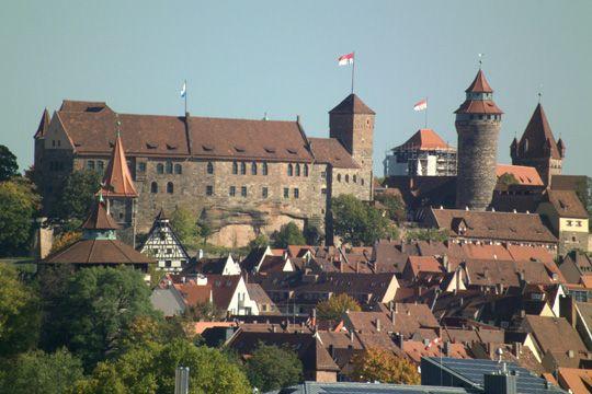 Nürnberg-Tipps Burg Kaiserburg