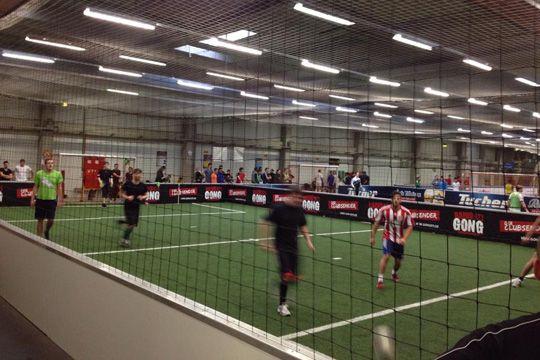 Nürnberg-Tipps Kickfabrik Fußball