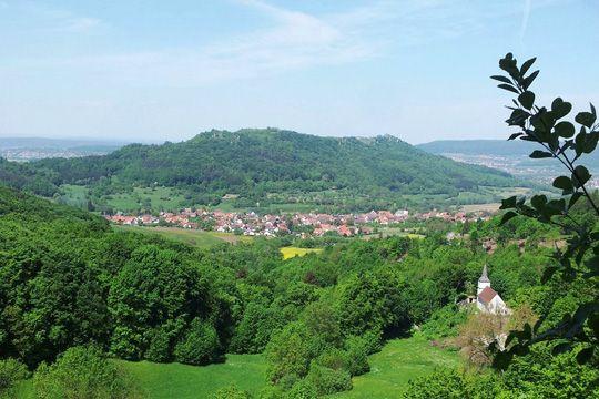 Nürnberg-Tipps Walberla Frankenjura