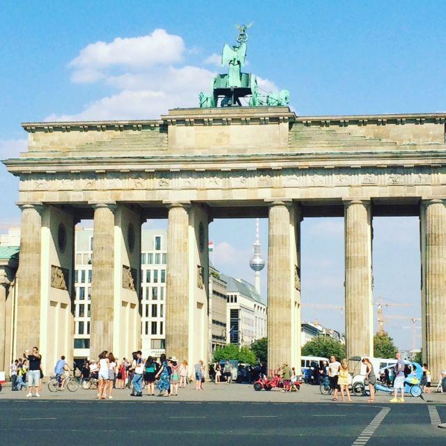 Nachwuchsblogger Berlin Ifa Brandenburger Tor