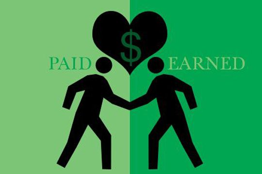 Paid Media Paid Earned Creativestudiodc Ogilvy