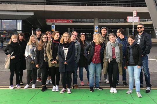 PR-Einstieg Flutlicht Team Amsterdam Incentive