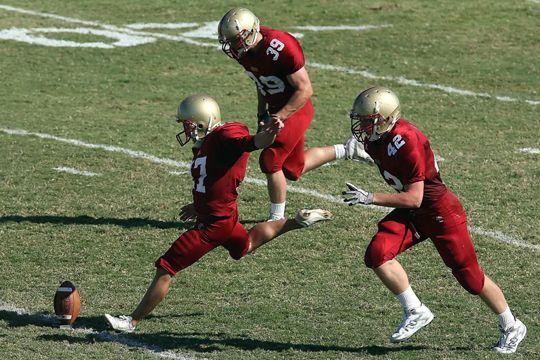 PR-Traumjob Teamarbeit Mannschaft Football