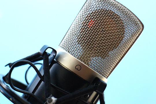Radio-PR Mikrofon
