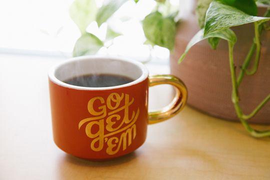 Schlechte Arbeitgeberbewertung Tasse Kaffee