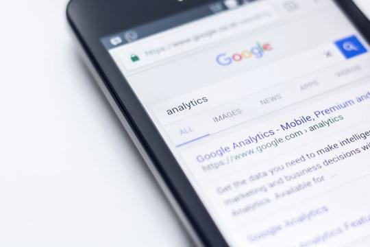SEO-Tipps Google Analytics