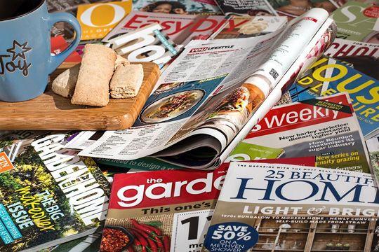 Technologie PR Zeitschriften