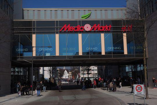Testsampling Geräte Verfügbarkeit Shopping-Center