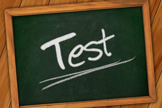 Testsampling