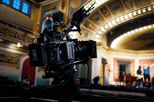 Video Content Creation Kamera Dreh