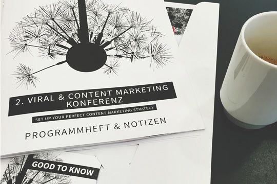 Viral Marketing Konferenz Programm