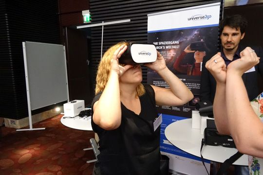 Virtual Reality In der PR Gila VR