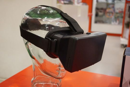 Virtual Reality In Der PR VR Brille