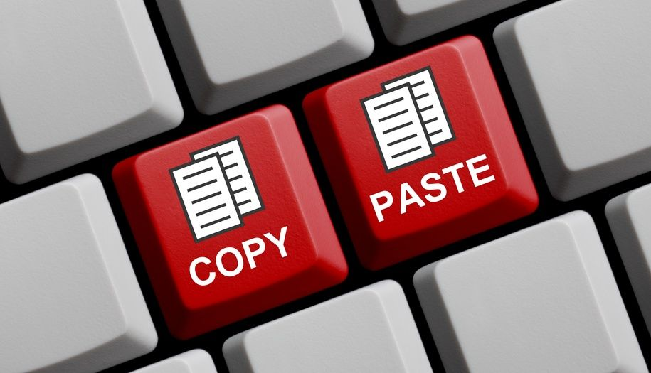 Copy - Paste - Fertig!