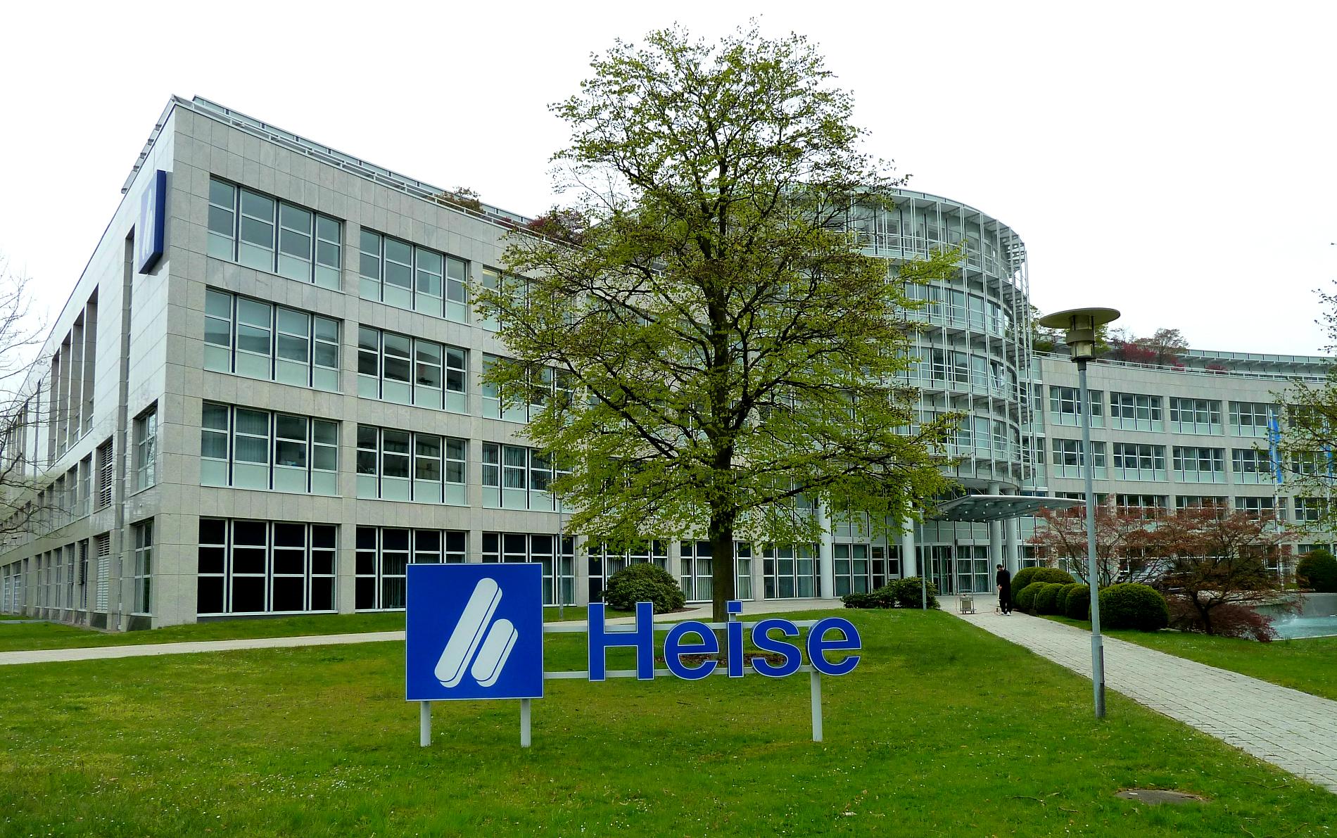 c't - Heise Headquarter
