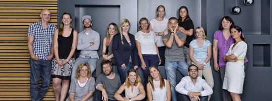 PR Agenturen Deutschland Flutlicht ITK Team