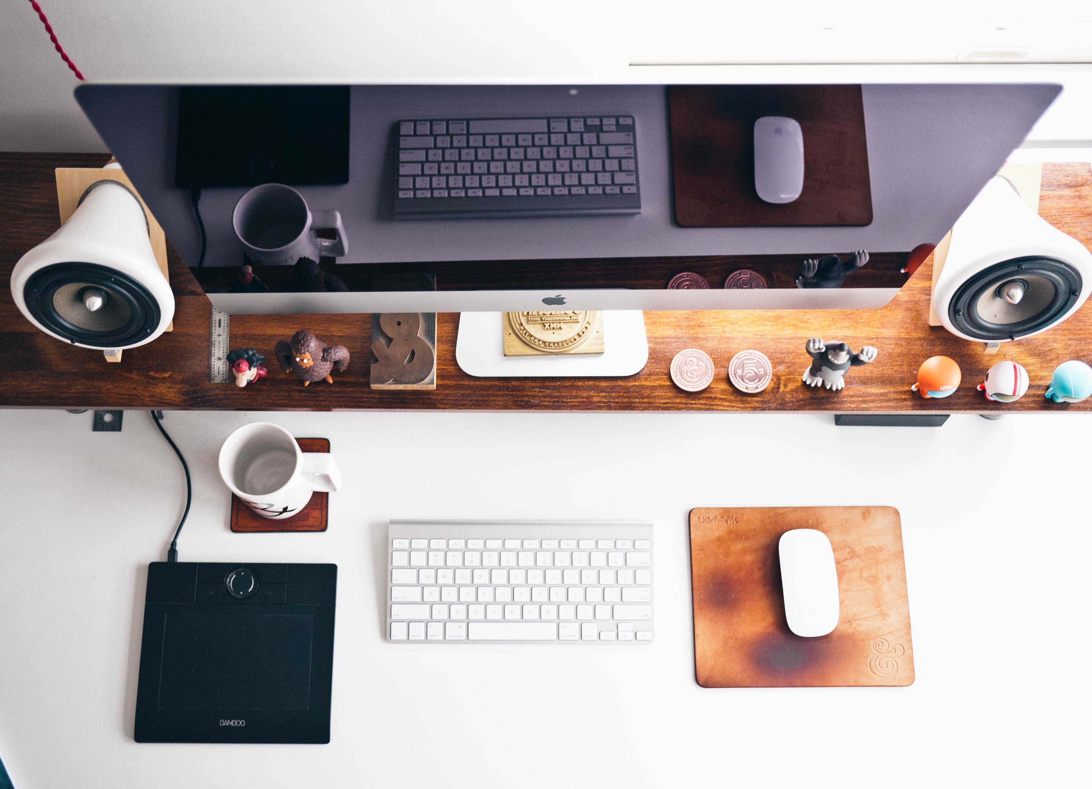 Digitale Trends 2017, Computer Arbeitsplatz