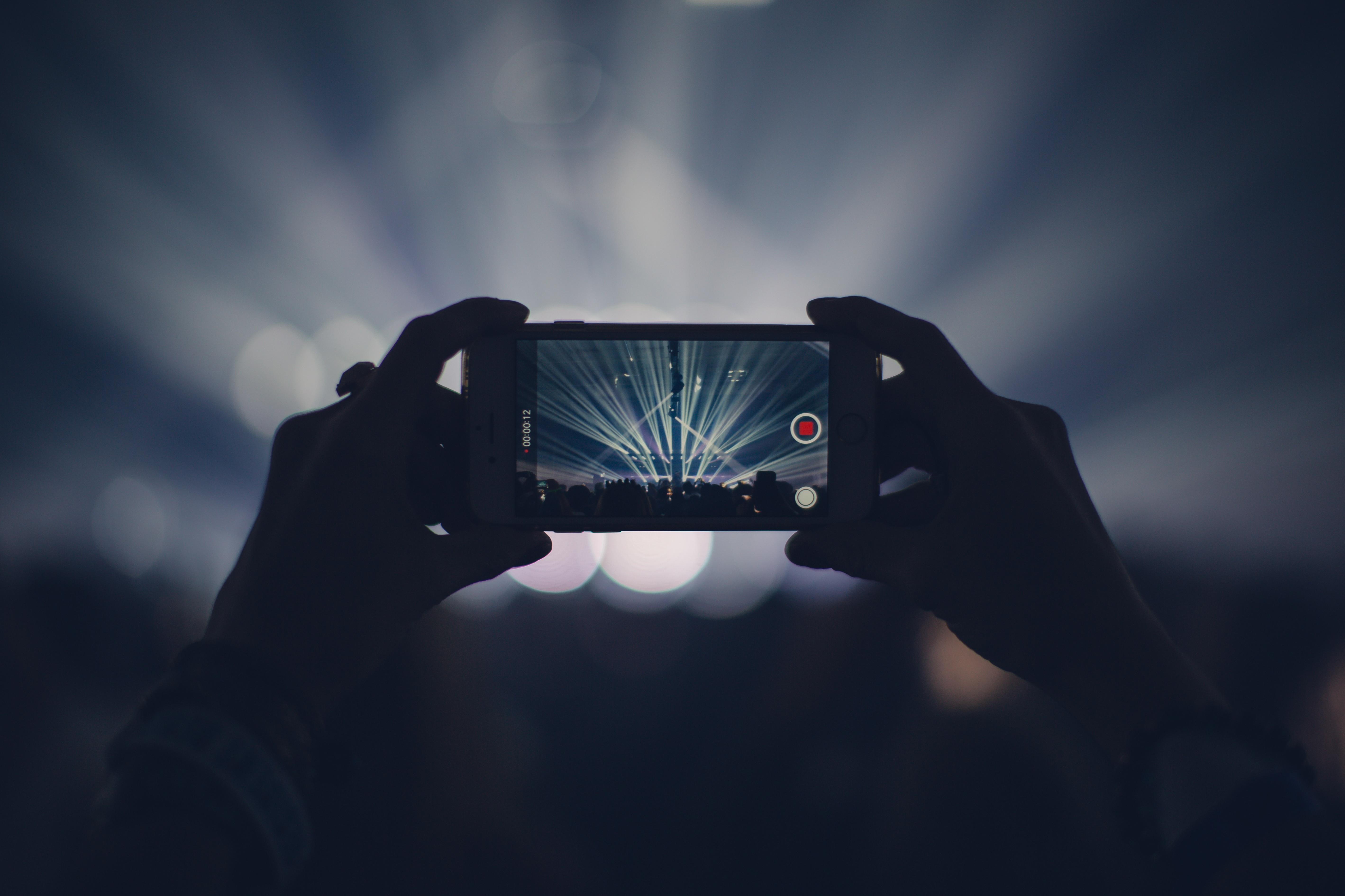 Digitale Trends 2017, Smartphone Foto